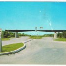 Peace Gardens Boissevain Manitoba Canada Postcard