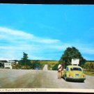 Magnetic Hill New Brunswick Postcard