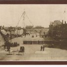 Nova Scotia Laminated Postcard RPPC Royal Marine Guard Admiral Douglas 1903