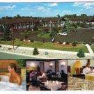 Frankenmuth Michigan Postcard Bavarian Haus Motel Multi View