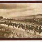 Nova Scotia Laminated Postcard RPPC Troops King's Birthday Celebrations 1901
