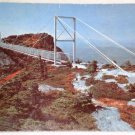 Mile High Swinging Bridge Grandfather Mountain NC