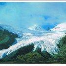 RPPC Alaska Worthington Glacier Postcard