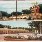 Kearney Nebraska Postcard Hammer Motel Multi View