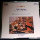 Handel Messiah 2 CDs (1992) Scholars Baroque Ensemble