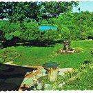 Paris Ontario Postcard Five Oaks Christian Workers Center Grand River