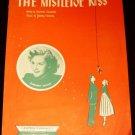 The Mistletoe Kiss Sheet Music