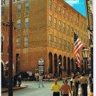Central City Colorado Postcard Historic Teller House