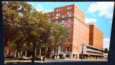 HS Crocker Postcard Lord Nelson Hotel Halifax Nova Scotia