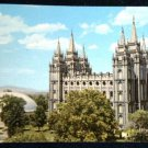 Temple Square Salt Lake City Mormon Articles Of Faith Card