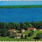 Ontario Postcard Severn Bridge Wenona Lodge Sparrow Lake