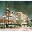 Maastricht Holland Netherlands Postcard Grand Hotel De L'Empereur Best Western