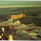 Quebec Laminated Postcard RPPC Perce Rock From Summit Mont Ste Anne