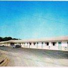 Orillia Ontario Postcard Holiday Motel Laclie St