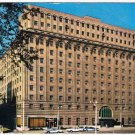 Advertising Pittsburgh Webster Hall Hotel Postcard