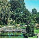 Toronto Ontario Postcard Edwards Gardens Metropolitan Toronto