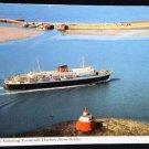 HS Crocker Bluenose Ferry Postcard Yarmouth NS Bar Harbor ME