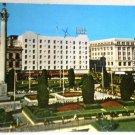Hotel Plaza San Francisco Postcard
