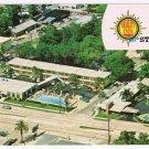 Florida Postcard Quality Inn Caravan St Augustine Long Card
