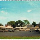 St Stephen New Brunswick Postcard Fundy Line Motel