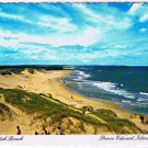 Prince Edward Island Laminated Postcard RPPC Cavendish Beach