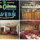 Woodstock Ontario Postcard Copa Cabana Steak House Tavern