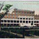ANTIQUE Burlington Beach Ontario Postcard Brant Hotel 1908 Valentine