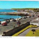 Ireland Postcard Galway Bay Salthill Promenade Old Cars