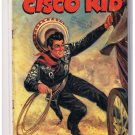 Dell Comic Book The Cisco Kid 28 Stampede At Sundown VG