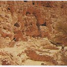 Arizona Postcard Montezuma National Monument Castle A Ruin