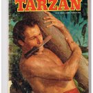 Dell Comic Book Tarzan 54 Edgar Rice Borroughs Lex Barker GD