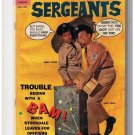 Dell Comic Book No Time For Sergeants 3 Officer Material GD-VG