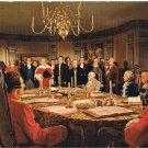 Virginia Postcard Royal Governor Dismisses Virginia House of Burgesses