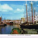 Barbados Lesser Antilles Postcard Bridgetown Careenage Ships