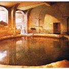 Bath England UK Postcard Roman Circular Cold Bath Early Second Century