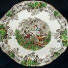 VINTAGE Copeland Spode Plate Byron Series I England