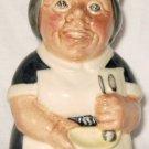 Royal Doulton Doultonville Toby Jug Nurse Miss Nostrum D6700