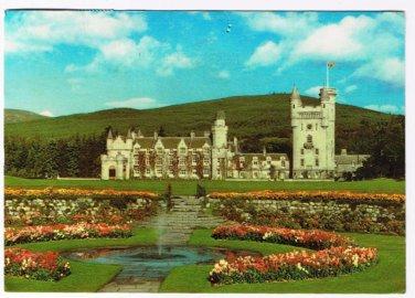 Scotland United Kingdom Postcards Balmoral Castle