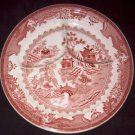 Divided Plate with Oriental Scenes Liggett's