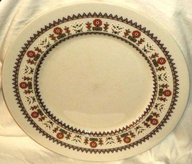 Royal Doulton Dinner Plate Kimberley Pattern 10 5/8""
