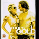 Fool's Gold DVD 2008 Widescreen Matthew McConaughey Kate Hudson