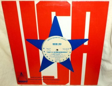 New-Ro She's A Nymphomaniac United Sounds of America Dance Mix