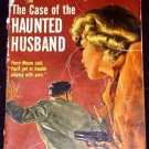 VINTAGE The Case Of The Haunted Husband - Gardner(1949)