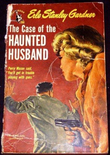 VINTAGE The Case Of The Haunted Husband - Gardner(1949)