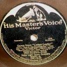 """Victor Light Opera Gems Listen Lester 78 rpm 12"""" LP Gems Somebody's Sweetheart"""