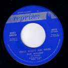 Nancy Sinatra  Boots Are Make For Walkin 45 rpm City Never Sleeps At Night NM