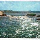 New Brunswick Postcard Saint John Reversing Falls