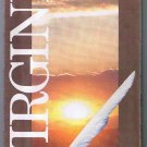 Virginia Road Map 1989 Cover Sunset Feather US Constitution