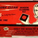 Magna Clean Window Cleaning Kit With Cleaning Pads Thermopane Model NIB