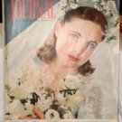 LADIES HOME JOURNAL Magazine June 1941 Great Ads June Bride Wedding